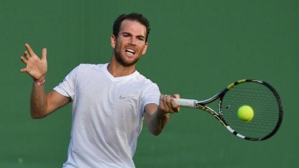 Wimbledon: Mannarino passe Feliciano Lopez sur abandon