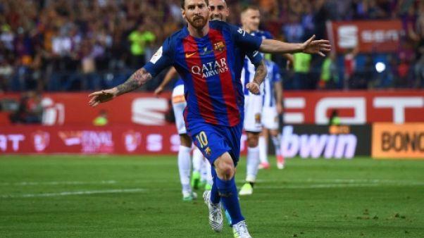 FC Barcelone: Messi sur le point de renouveler son contrat