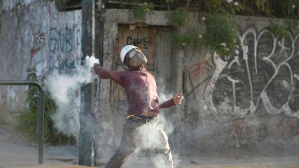 Venezuela: le pilote accusé de tentative de coup d'Etat refait surface