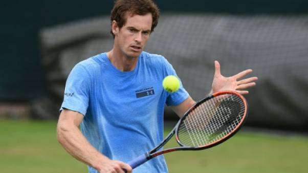 Wimbledon: Andy Murray face à l'attaquant Dustin Brown