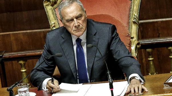 Antimafia: Grasso sospende seduta