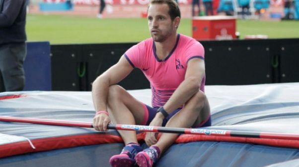 Athlétisme: session de rattrapage pour Lavillenie à Lausanne
