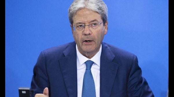 Fonti P.Chigi, bene cambio rotta Austria