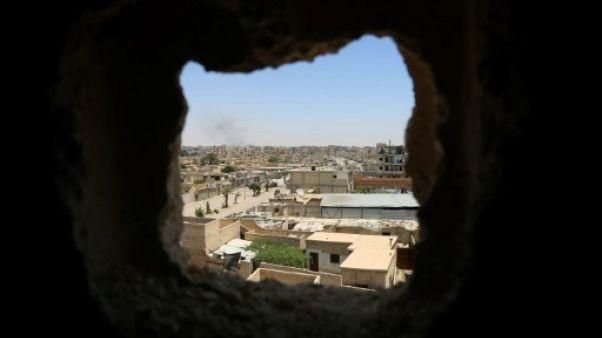 Syrie: des forces antijihadistes avancent dans la vieille ville de Raqa