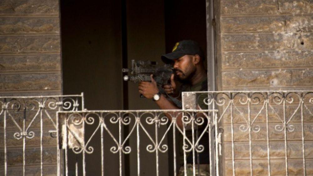 Les forces irakiennes tout près de reconquérir Mossoul