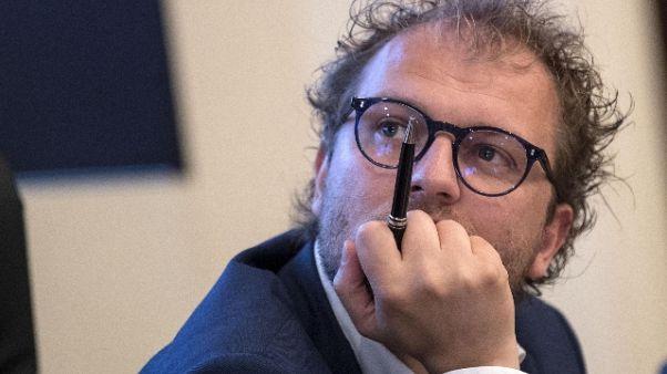 Ministro Lotti in Antimafia entro luglio