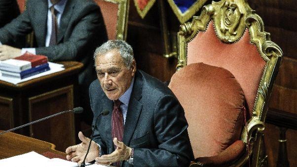 Antimafia: voto finale slitta a domani