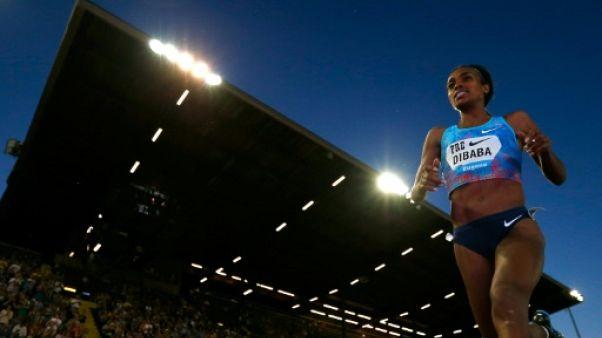 Athlétisme: Genzebe Dibaba s'attaque au record du monde du mile (1609 m) à Lausanne
