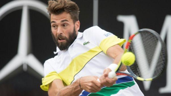 Wimbledon: Paire passe Herbert et file au troisième tour