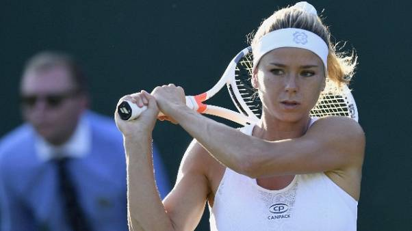 Wimbledon: anche Giorgi al terzo turno
