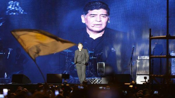 Maradona, dirò di razzismo contro Napoli