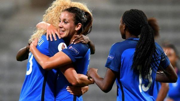 Euro-2017/Dames: Majri forfait et remplacée par Le Bihan dans l'équipe de France