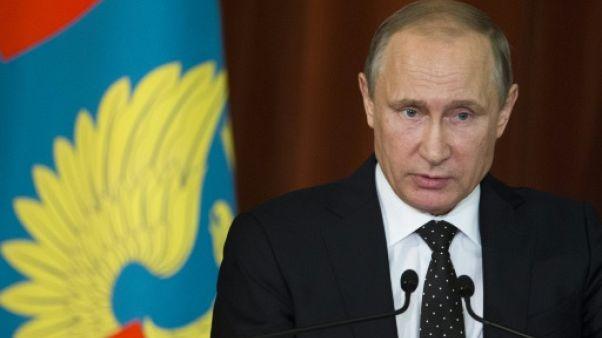 Avant le G20, Poutine critique protectionnisme et sanctions contre la Russie