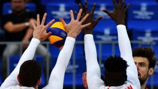 Volley/Ligue mondiale - Canada et Etats-Unis en demi-finales