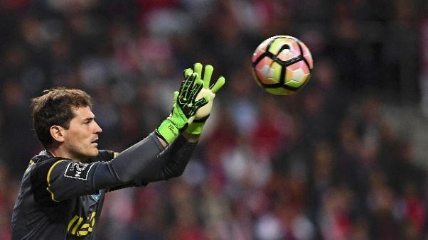 Porto, Casillas prolunga di un anno