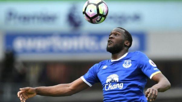 Foot/Transfert - Angleterre: le buteur d'Everton Lukaku presque à Manchester United