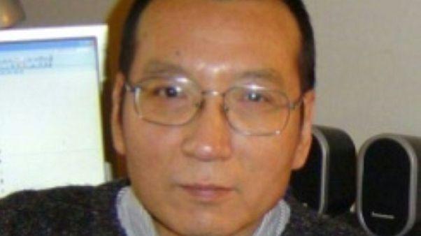 Détérioration de la santé du dissident chinois Liu Xiaobo