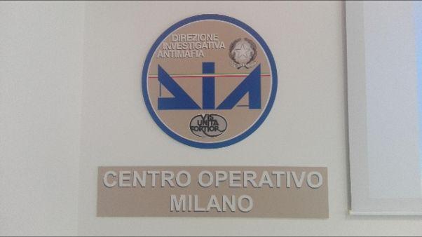 Droga, dieci arresti Dia Milano