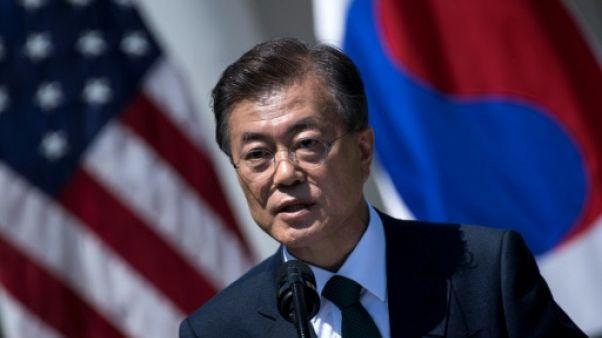 Le président sud-coréen prêt sous conditions à rencontrer Kim Jong-Un
