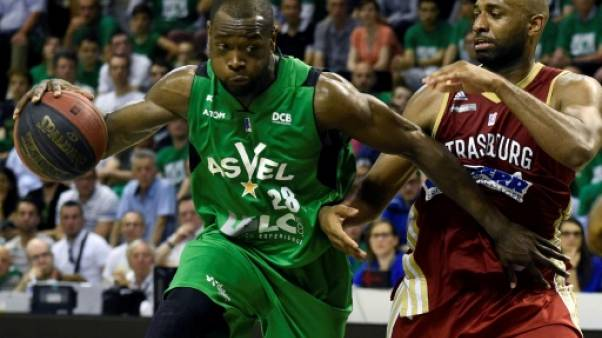 Basket: Charles Kahudi prolonge à Villeurbanne jusqu'en 2022