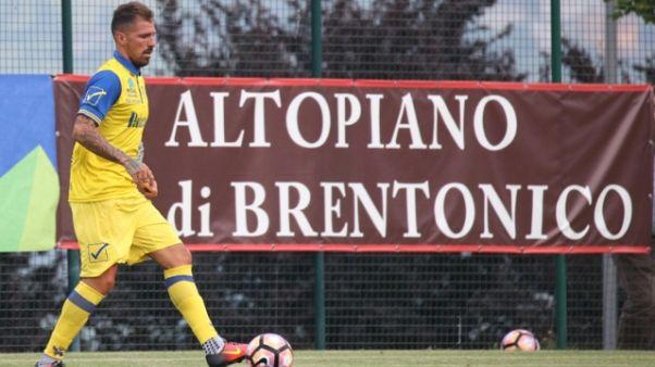 Chievo in ritiro in Trentino