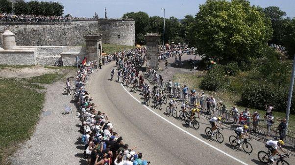 Tour: Kittel vince la sesta tappa