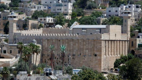 Palestiniens et Israéliens sur leurs gardes avant un vote sur Hébron à l'Unesco