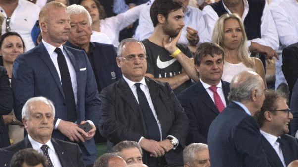 Lotito: Lazio punta traguardi importanti