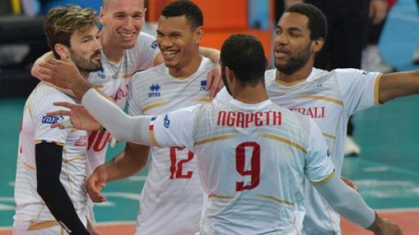 Ligue mondiale - La France sort la Serbie et jouera le Canada en demies
