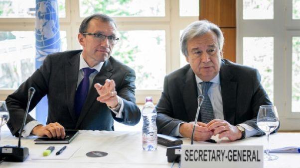 Nouvel échec des négociations pour réunifier Chypre
