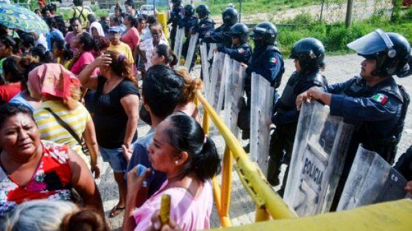 Mexique: 28 morts lors d'une mutinerie dans une prison d'Acapulco