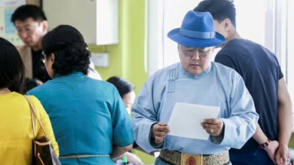 Mongolie: deuxième tour de la présidentielle