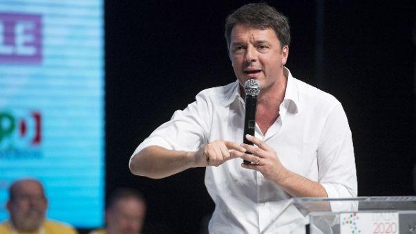 Migranti: Renzi, ci sia numero chiuso