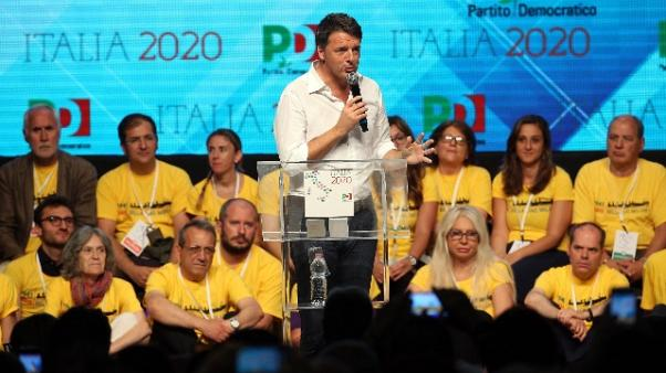 Consip: Renzi, fare luce su prove false