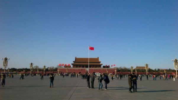 Un Chinois en prison pour avoir écrit sur Tiananmen, sujet tabou