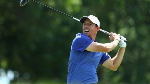 Golf: McIlroy rate le cut à l'Open d'Irlande