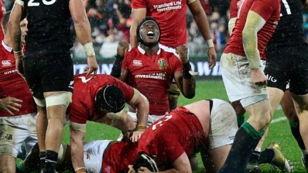 """Rugby: Lions contre Blacks, épilogue rêvé pour """"marquer l'histoire"""""""