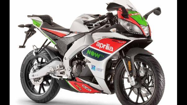 Moto: l'Aprilia Open a Cage a Riccione