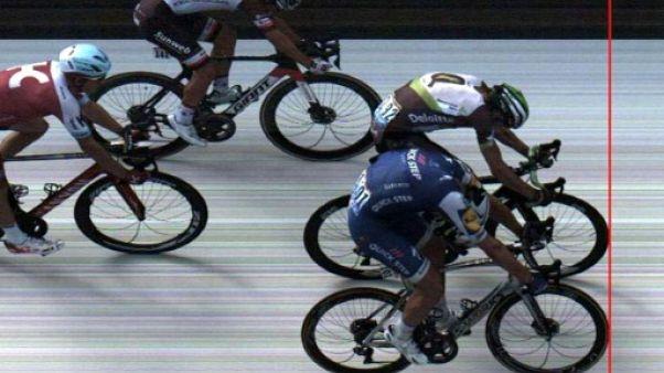 Tour de France: Kittel pour quelques millimètres