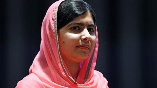 Dernier jour au lycée pour Malala, icône de l'éducation des filles