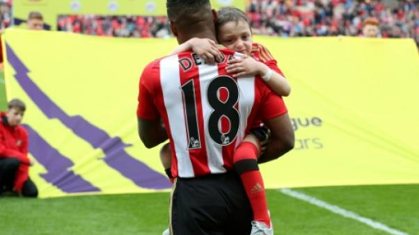 Angleterre: Bradley Lowery, le jeune fan de Sunderland, s'est éteint
