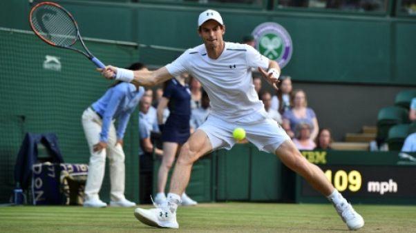 Wimbledon: Andy Murray critique à son tour le gazon