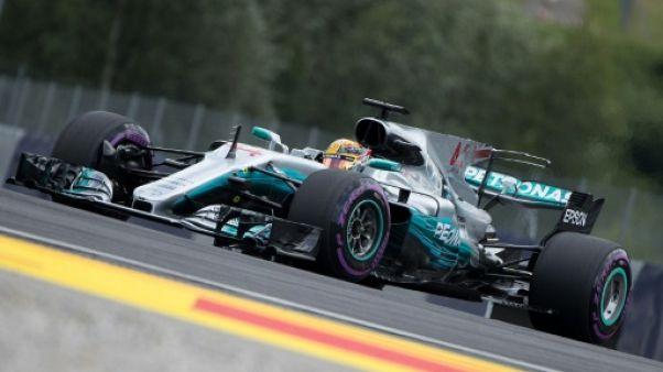 GP d'Autriche: Hamilton (Mercedes) pénalisé de cinq places sur la grille