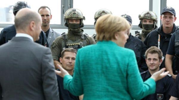 Angela Merkel sous pression après les violences du G20