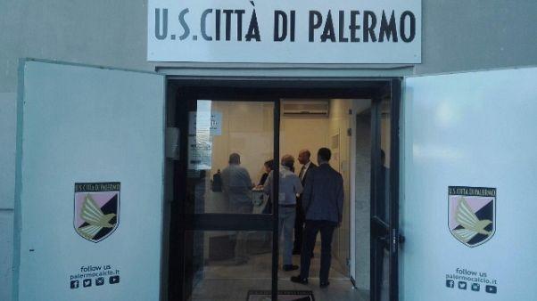 Palermo, Gdf verifica i conti del club