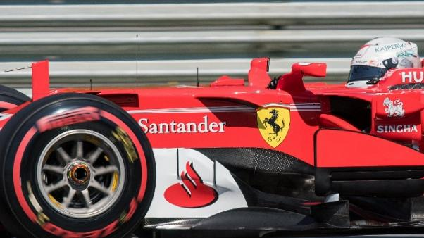 F1: Austria terze libere a Vettel