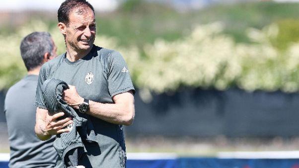Juventus, da oggi il raduno