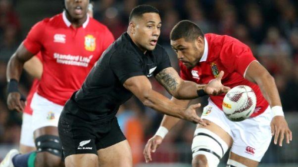 Tournée: All Blacks contre Lions, le rugby sort vainqueur