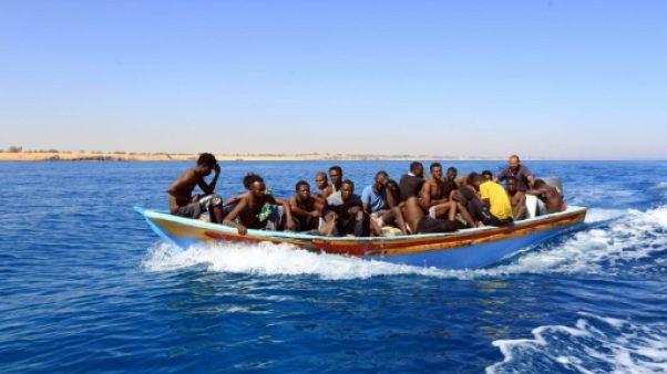Migrants: 35 disparus au large de la Libye après un naufrage