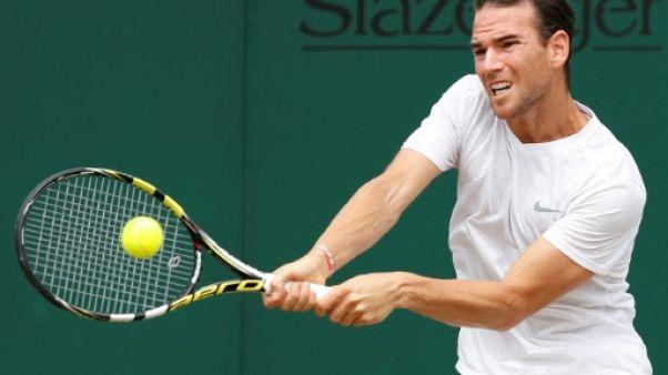 Wimbledon: Mannarino élimine Monfils et file en 8e